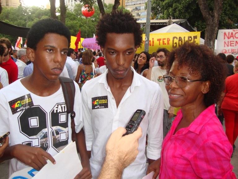 Família brasileira pela democracia