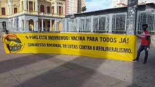 Comitê do CNCN de Minas Gerais, O Povo está Morrendo! Vacina para todos já!