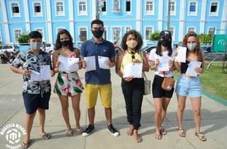 Integrantes do Comitê do CNCN do Pará, O Povo está Morrendo! Vacina para todos já!