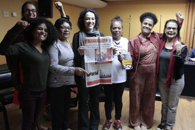 Mulheres do PCML com Marcia Tiburi