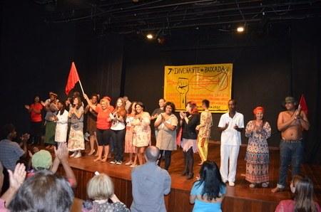 Opera Reggae discute América Latina!