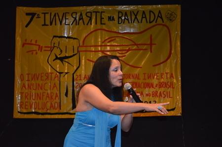 Cantora cubana Ilén de la Cruz