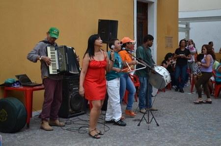 Moraes do Acordeon e Banda Fera Show!