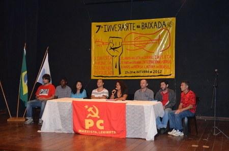 Ato Político em comemoração aos 21 anos do Inverta