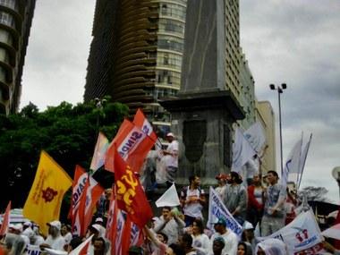 PCML presente na manifestação de Belo Horizonte