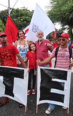 PCML-NATAL/RN na Manifestação de 28 de abril!