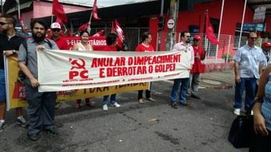 PCML/CE - Manifestação da Greve Geral em Fortaleza