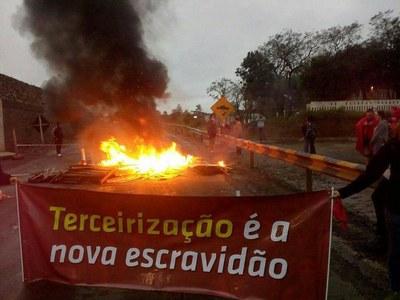 BR 287 Santa Maria -RS