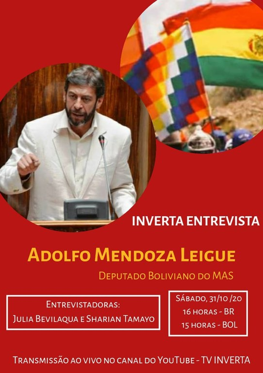 Inverta entrevista Adolfo Mendoza Leigue