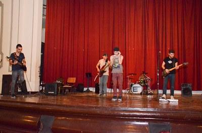 Banda Diurnos traz o rock de qualidade