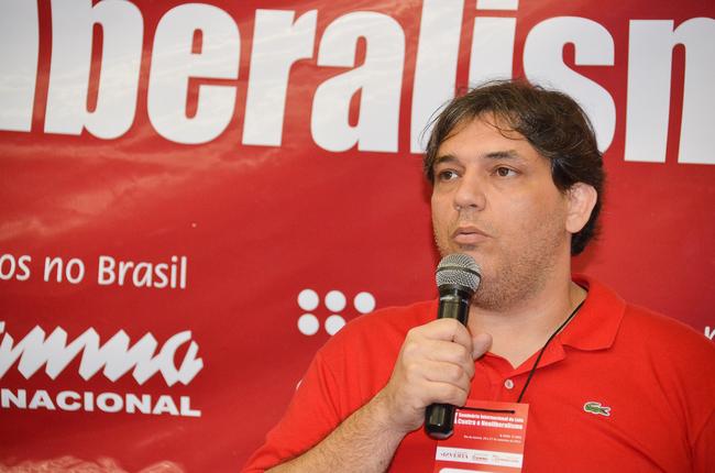João Cláudio das Brigadas Populares saúda os 23 anos do Inverta