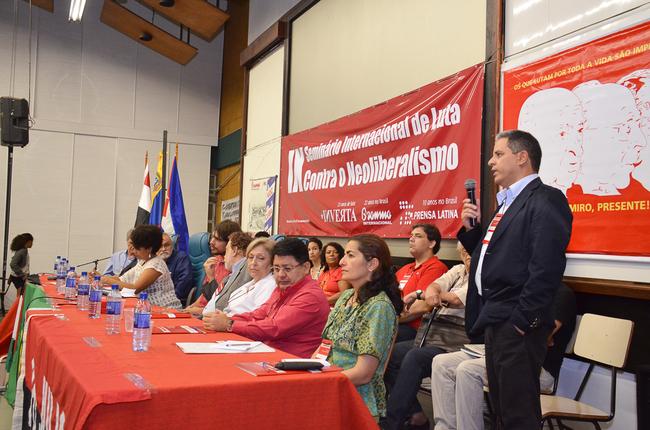 Viva os 10 anos do acordo entre a Prensa Latina e o Inverta