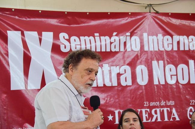 Professor Theotonio dos Santos