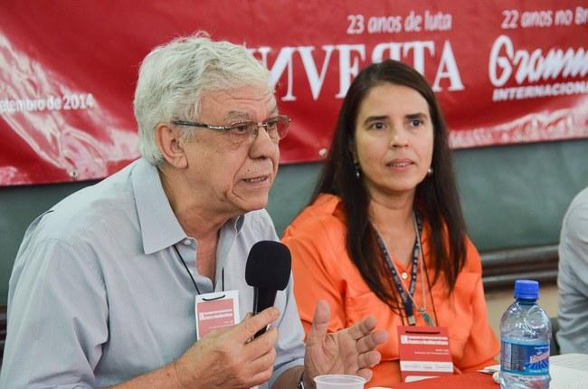 Professor Zacarias Gama fala sobre Educação