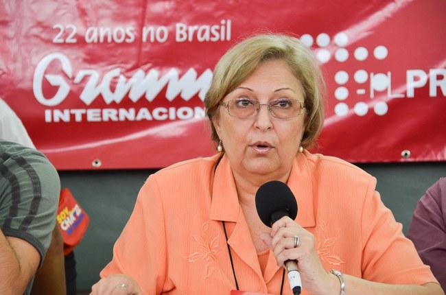 Cônsul Nélida Hernandez fala sobre a integração latino-americana