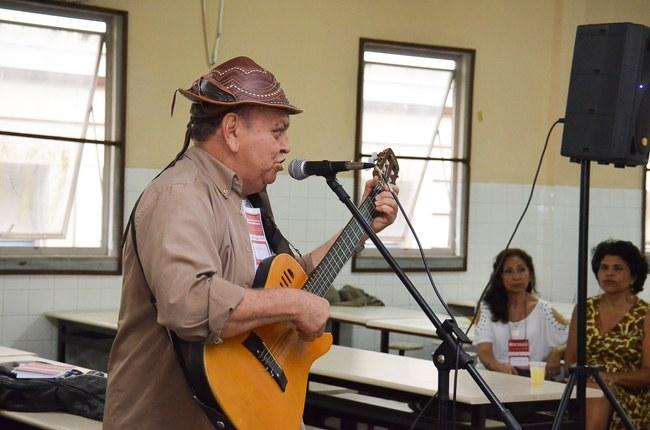 João Mossoró trouxe a cultura nordestina