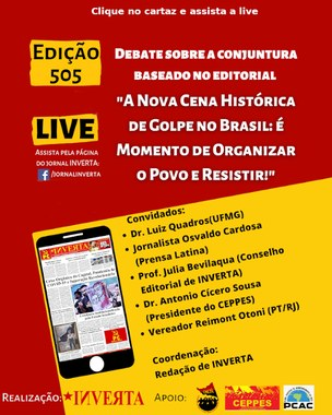 Live Jornal Inverta 505