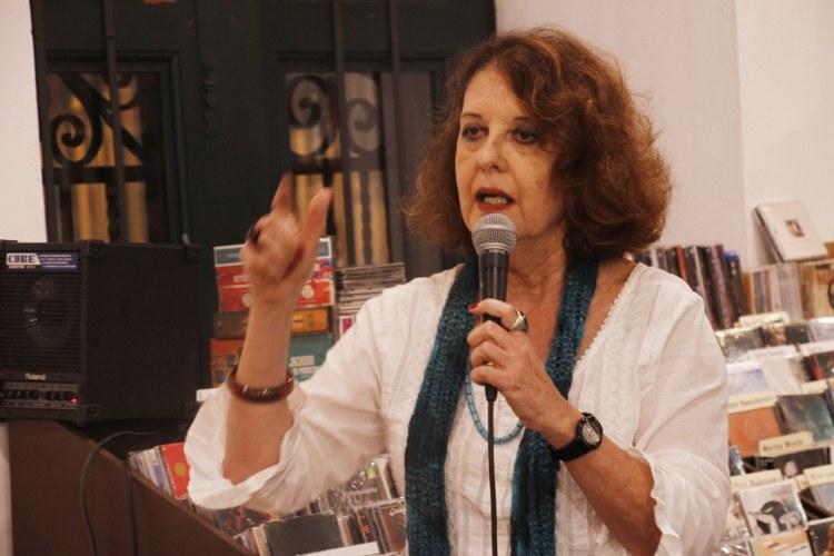 Profª Beatriz Bissio