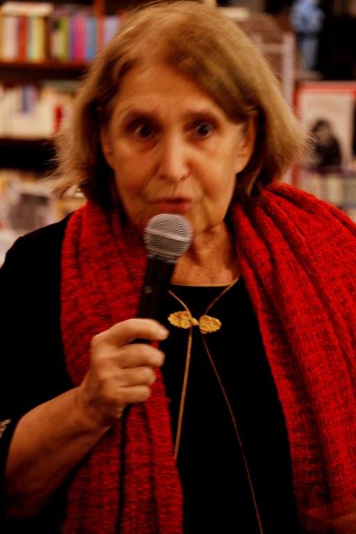 Profª Maria Teresa Toribio Lemos