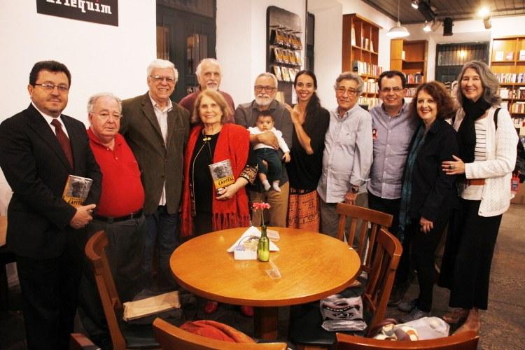 Autor e convidados