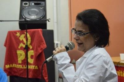 Georgina Queiroz do Partido Comunista Marxista-Leninista