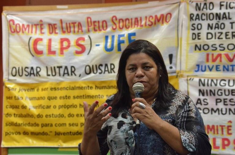 Jaqueline Alves do CLPS de Nova Iguaçu