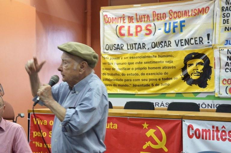 José Barroso do Instituto Karl Marx