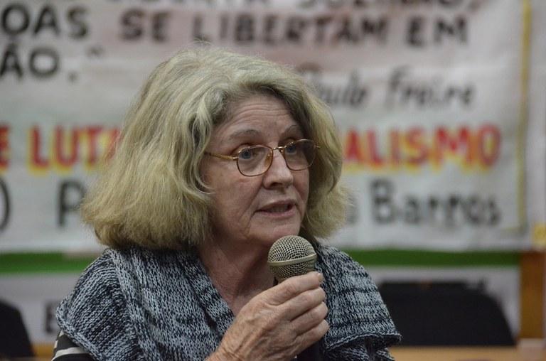 Nancy Rocha do CLPS de Nova Friburgo