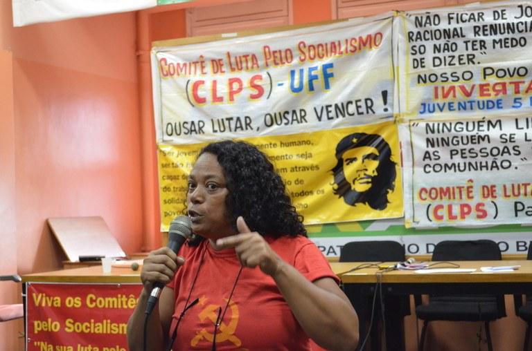 Osmarina Portal do Movimento Nacional de Luta pelo Socialismo
