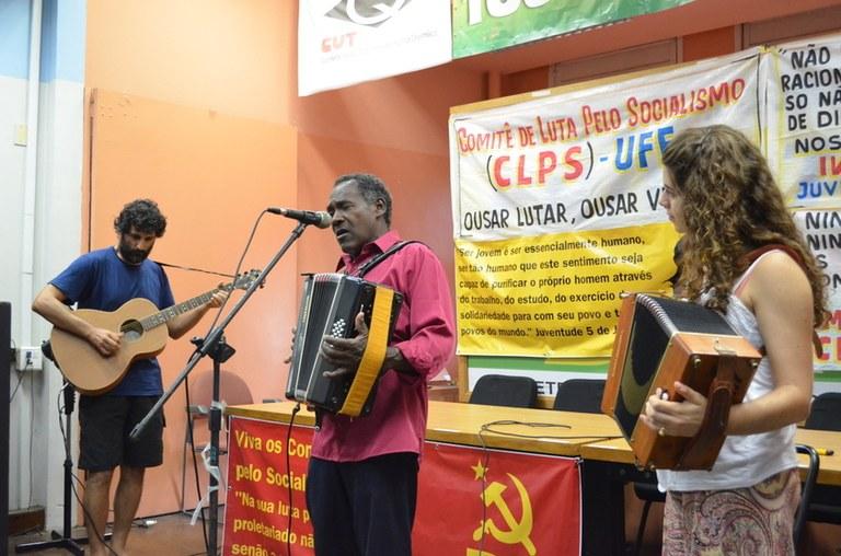 Roda de Amigos, com Ananias Pereira
