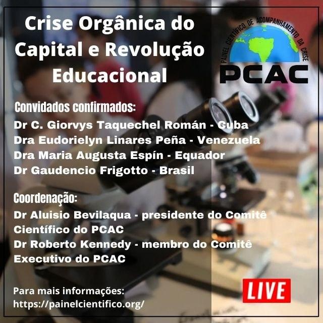 Crise OrgAC/nica do Capital e RevoluASSAPSo Educacional1