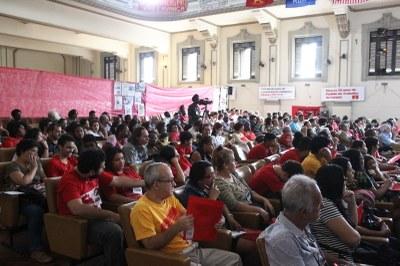 Participantes do XI Seminário