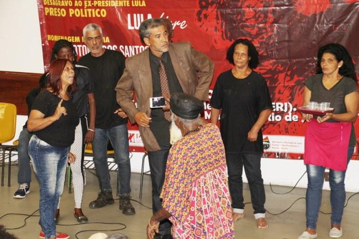 Companhia de Artes Emparte, o teatro operário, a arte revolucionária