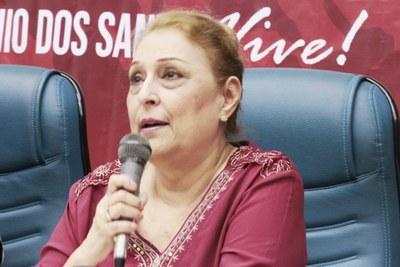 Cônsul Geral de cuba em São Paulo, Nélida Hernanzes Carmona