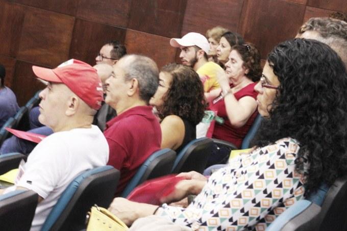 Delegação do Rio de Janeiro prestigiou seminário!