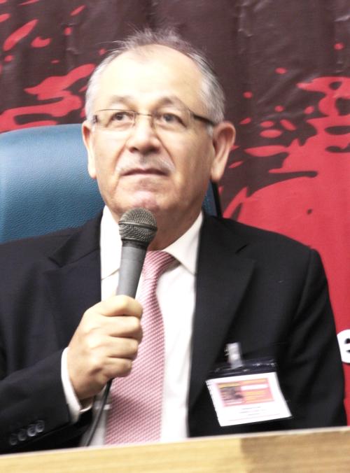 Embaixador da República Árabe da Síria, Mohamad Khafif