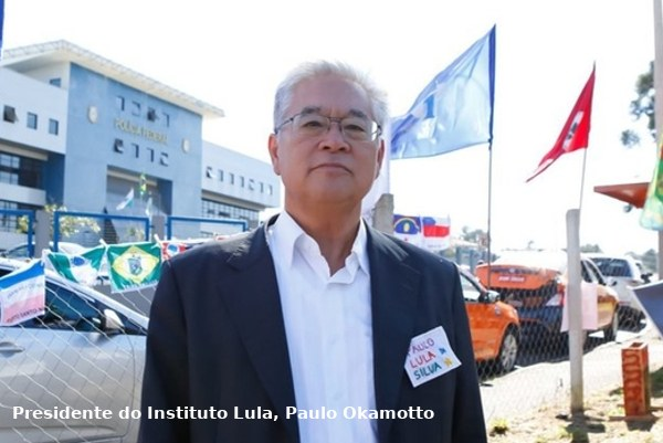 Presidente do Instituto Lula - Paulo Okamotto